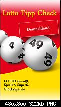 Lotto Tipp Check