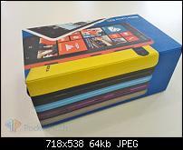 Erste Hands On Fotos vom Lumia 820
