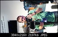Testbilder auf der IFA2013 aufgenommen von der 20MP Kamera des Xperia Z1 (Prototypen)