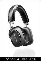 Der Over Ear-Kopfhörer P7 von Bowers & Wilkins…