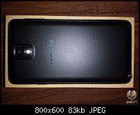 Bilder Galaxy Note 3 Review