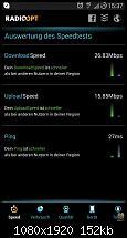 Galaxy Note 3   LTE Speed