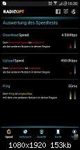 Galaxy Note 3   W Lan Speed