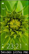 Bildschirmfotos vom Jolla mit Sailfish 1.0.3.8 (Naamankaj�rvi released 31/01/14)