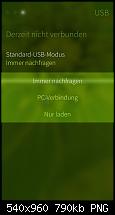 5 Einstellungen USB