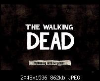 Hier ein paar Screenshots direkt aus dem Spiel The Walking Dead f�r iOS auf dem iPad.