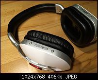 Eine kleine Bildergalerie über das hochpreisige Turtle Beach Ear Force i30 Headset für iPhone und iPad.
