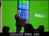 Nokia beim MWC 2014. (c) PocketPC.ch