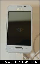 LG auf dem MWC 2014 mit dem LG G Pro 2, LG G 2 Mini und der LG Serie III