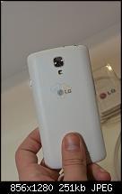 LG auf dem MWC 2014