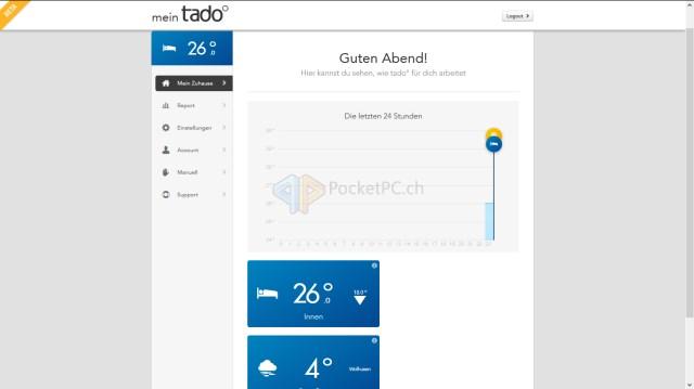 tado - Web App