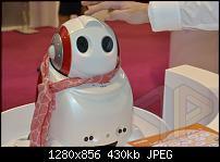 Ein kleiner Roboter