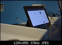 Im Pressezentrum: Videos hochladen mit dem Surface