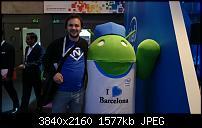 StevieBallz mit dem Android-Männchen