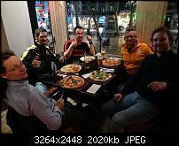 Das Team von PocketPC.ch w�hrend des MWC
