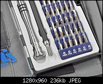 iFixit Pro Tech Tool Roll (Mitte)