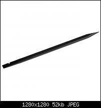 Die besonders robuste Variante des offiziellen 'Black Stick', der von zertifizierten Technikern zur Reparatur von Apple-Computern verwendet wird