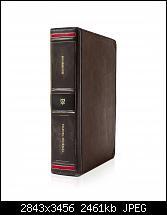 Das BookBook Travel Journal von twelve south�