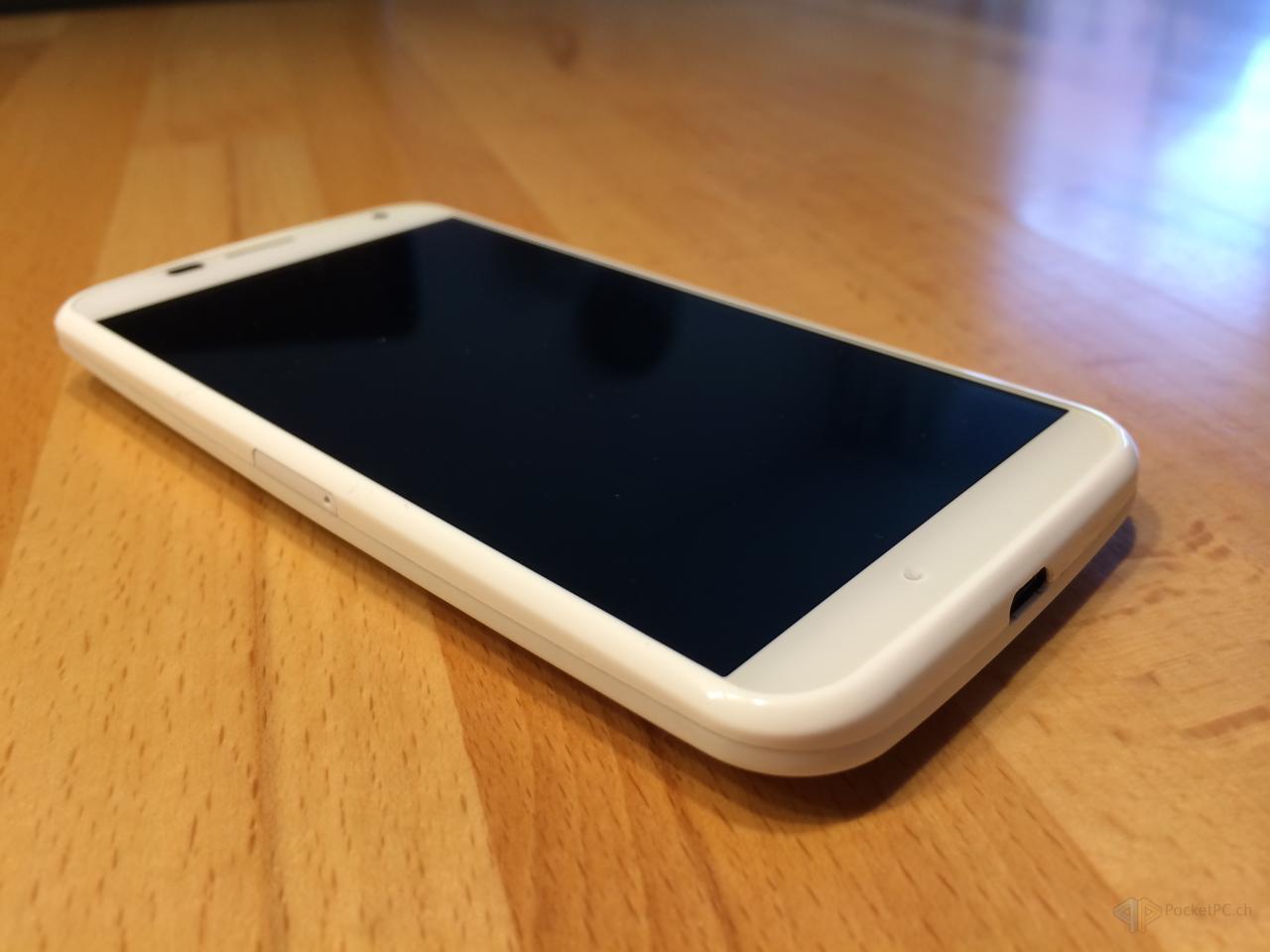 Motorola Moto X Review Bilder