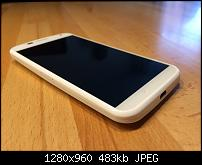 Hier einige Bilder vom Smartphone Moto X von Motorola.