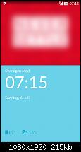 Screenshots Oneplus one