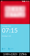 Screenshots Oneplus one