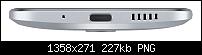 HTC10 Silver Btm