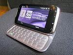 F�r den HTC Touch Pro wird der Touch Pro 2 eine w�rdige Nachfolge antreten. Das Business Device kommt mit einigen neuen Features wie klappbares Display, intelligente Freisprecheinrichtung f�r Konferenzschaltungen, Sensor der erkennt, ob das Ger�t am Ohr ist oder auf dem Tisch etc....