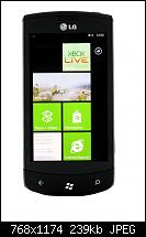 Pressebilder LG Optimus 7