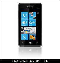 Pressebilder Samsung Omnia 7 (i8700)