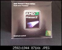 Prozessor:  AMD Phenom II X4 965 Black Edition