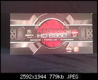 Grafikkarte:  XFX HD 6950