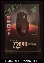 Maus:  Razer Naga MMO