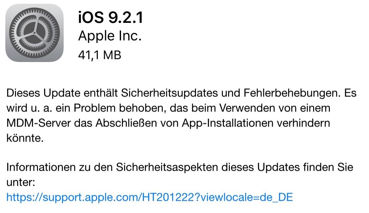 Apple veröffentlicht iOS 9.2.1-img_2167.jpg