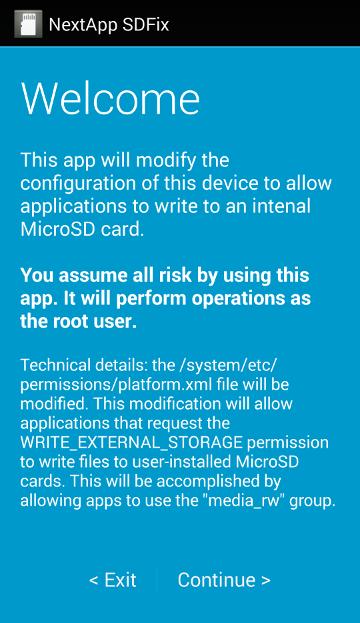 Android 4 4 Sd Karte Schreibschutz Aufheben.Anleitung Apps Unter Android 4 4 Vollen Zugriff Auf Die Microsd