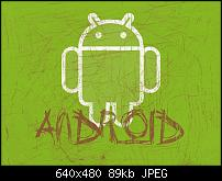 Android Wallpaper Sammlung-scratched-android.jpg