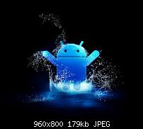 Android Wallpaper Sammlung-android-blue-water_5.jpg
