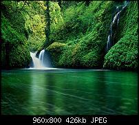 Android Wallpaper Sammlung-green-waterfall_33.jpg