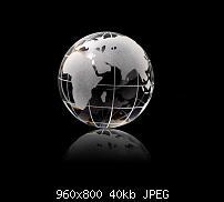 Android Wallpaper Sammlung-black-globe_15.jpg