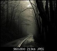 Android Wallpaper Sammlung-dark_road.jpg