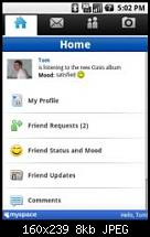 MySpace Mobile für Android-myspace.jpg