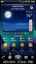 SPB Mobile Shell 5.0 mit falschem Wetter-Animation Bild-screenshot_12.png