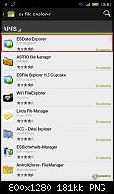 [Howto][kostenlosen ES Datei Explorer auch als einen Root Explorer nutzen]-1.png