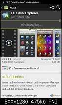 [Howto][kostenlosen ES Datei Explorer auch als einen Root Explorer nutzen]-5.png