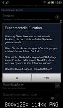 [Howto][kostenlosen ES Datei Explorer auch als einen Root Explorer nutzen]-10.png