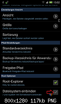 [Howto][kostenlosen ES Datei Explorer auch als einen Root Explorer nutzen]-13a.png