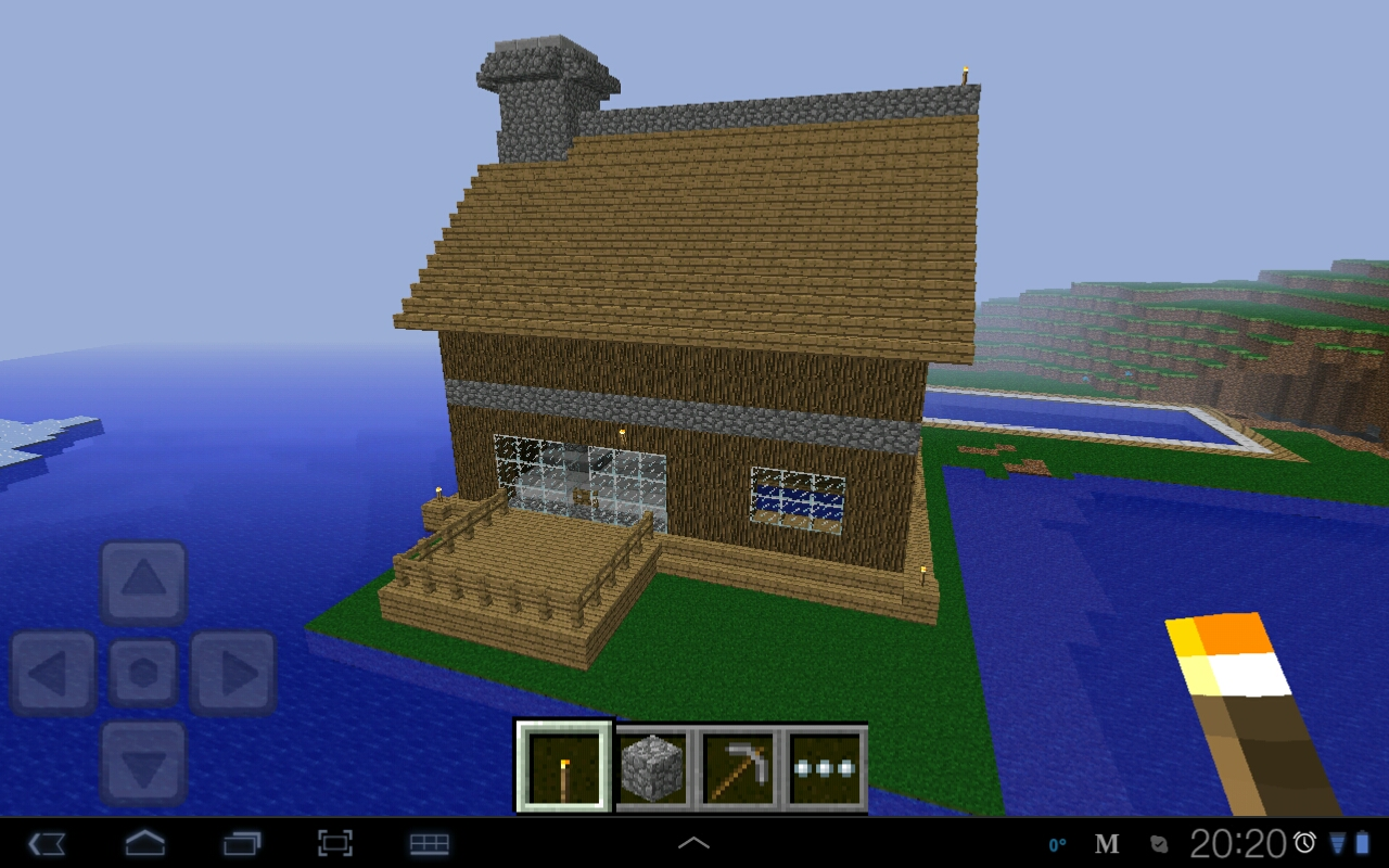 Minecraft pocket edition for Mine craft pocket addition