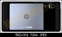 Motorola Android-Gerät: Sholes-motorola-20sholes3.jpg