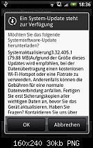 HTC Hero: Update auf Android 2.1 freigegeben - Update: Root möglich-update1.png
