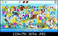 [App Vorstellung] Beach Chaos - Finde die Urlaubssachen-screenshot-1-en.jpg